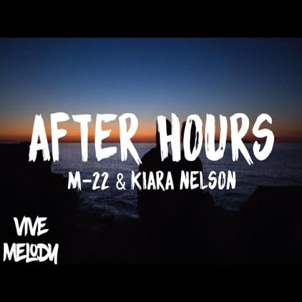 After Hours by  at Frisk Radio