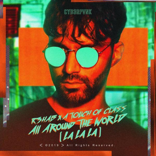 All Around The World (La La La) by  at Frisk Radio